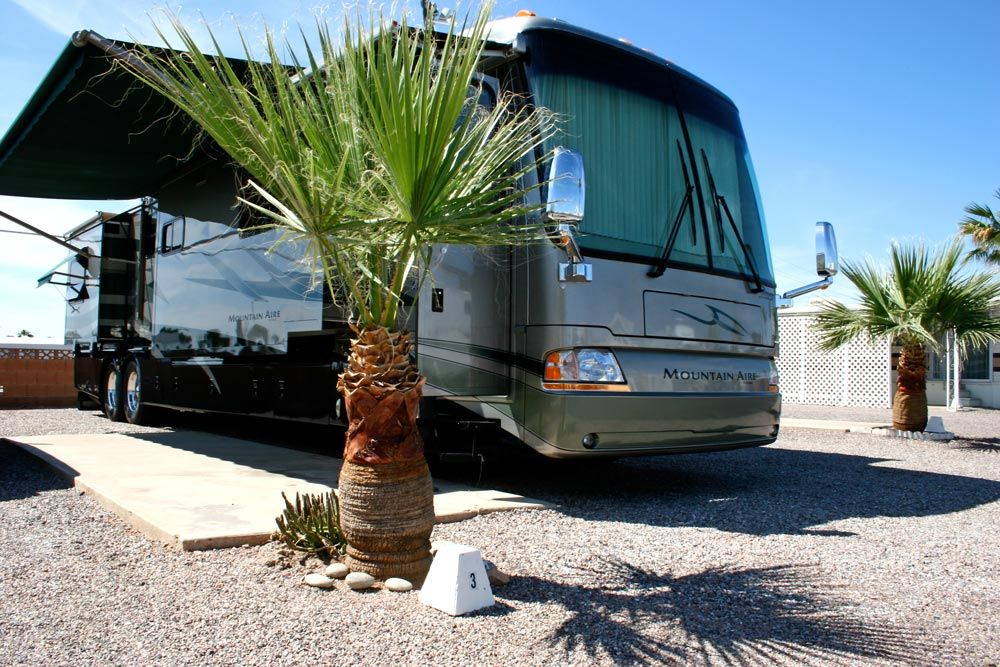 Big rig friendly RV Park Apache Junction