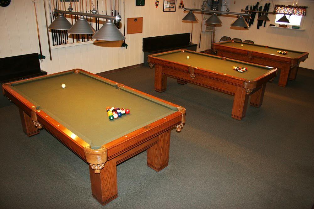 RV park Games Room, Apache Junction