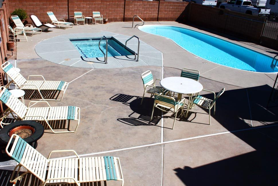Apache Junction RV Park Hot tub