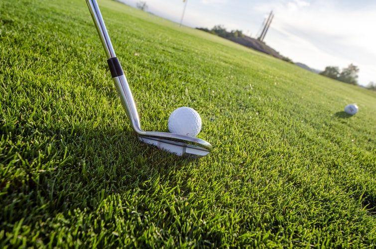 Mesa, AZ area RV Parks are near lots of golf courses